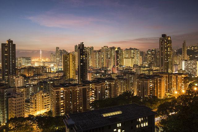 Why Hong Kong?